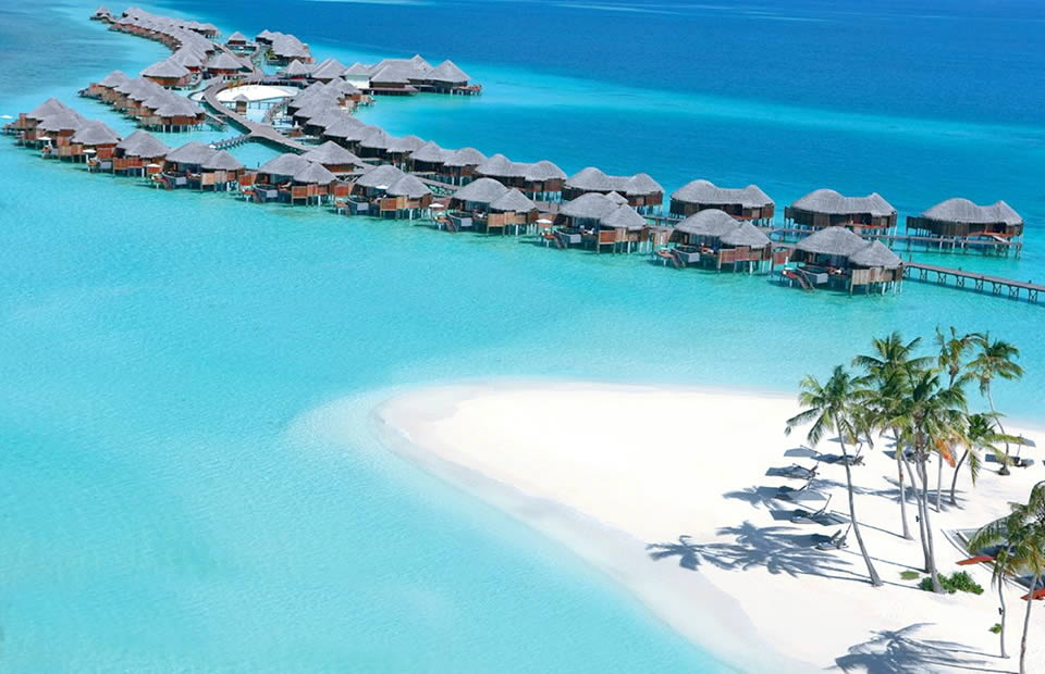 Constance Resorts in The Maldives