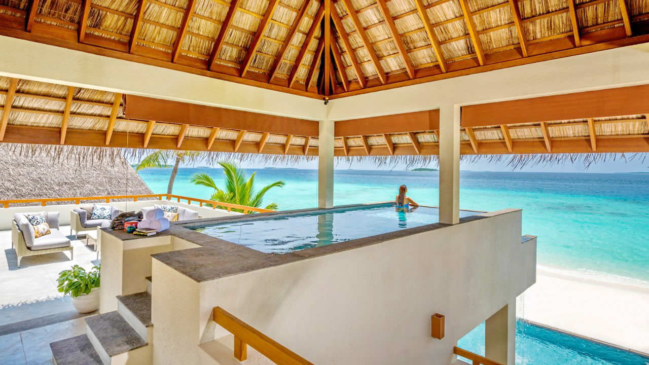 Four Seasons Resort Maldives at Landaa Giraavaru - THREE-BEDROOM LANDAA ESTATE