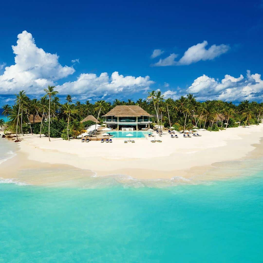 Stunnig Beaches in maldives
