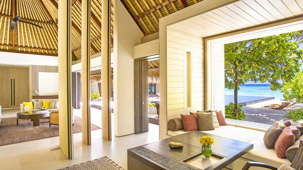 Cheval Blanc Randheli - Island Villa