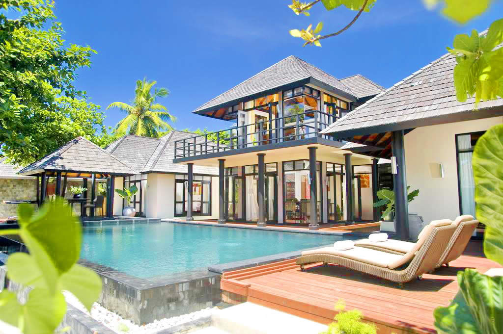 JA Manafaru - The Royal Island Residence