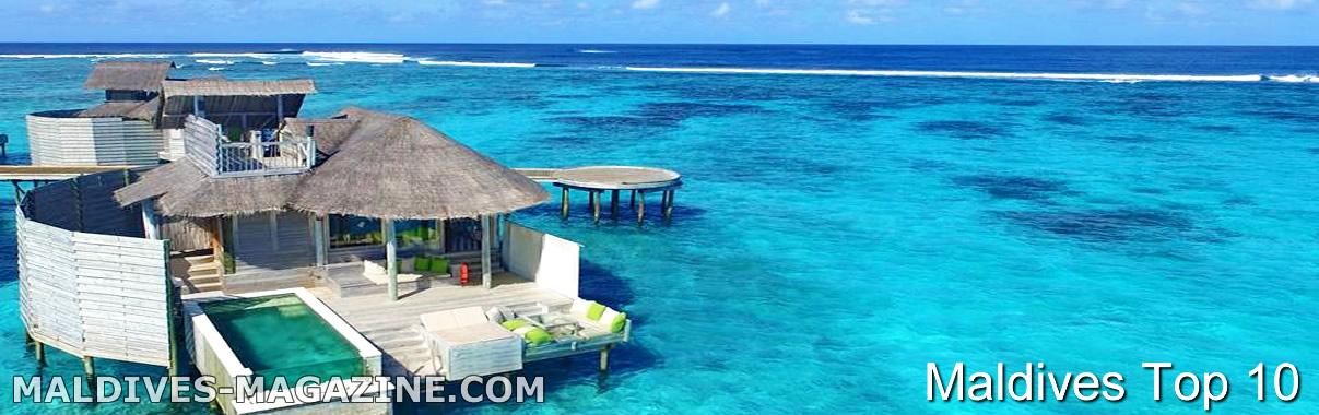 10 Лучшие Велнес Ретриты на Мальдивах 2019  - 10 Лучшие Роскошные Велнес & Спа Отели на Мальдивах