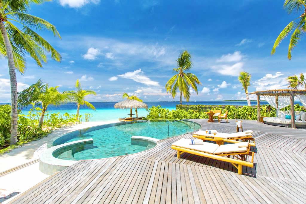 Milaidhoo Island Maldives - Один из наших самых продаваемых 5-звездочных курортных отелей